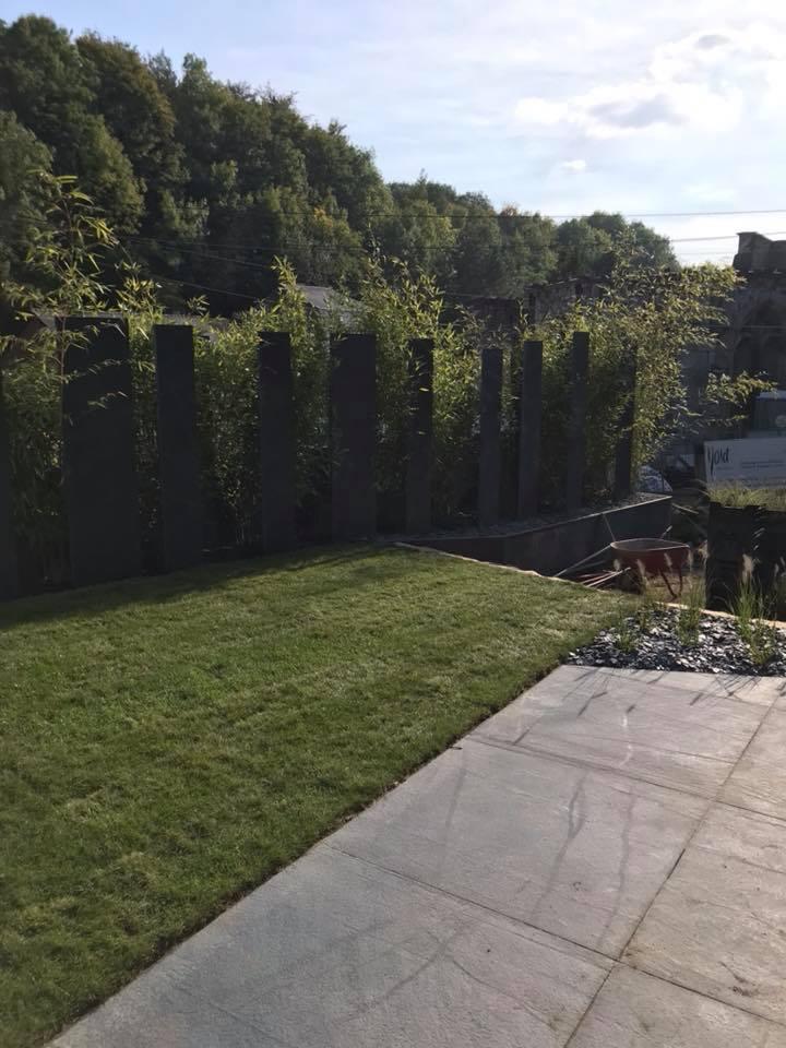 Aménagement d\'un jardin privé, pièce d\'eau et terrasses. | Ets ...