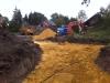 Terrassement pour géothermie